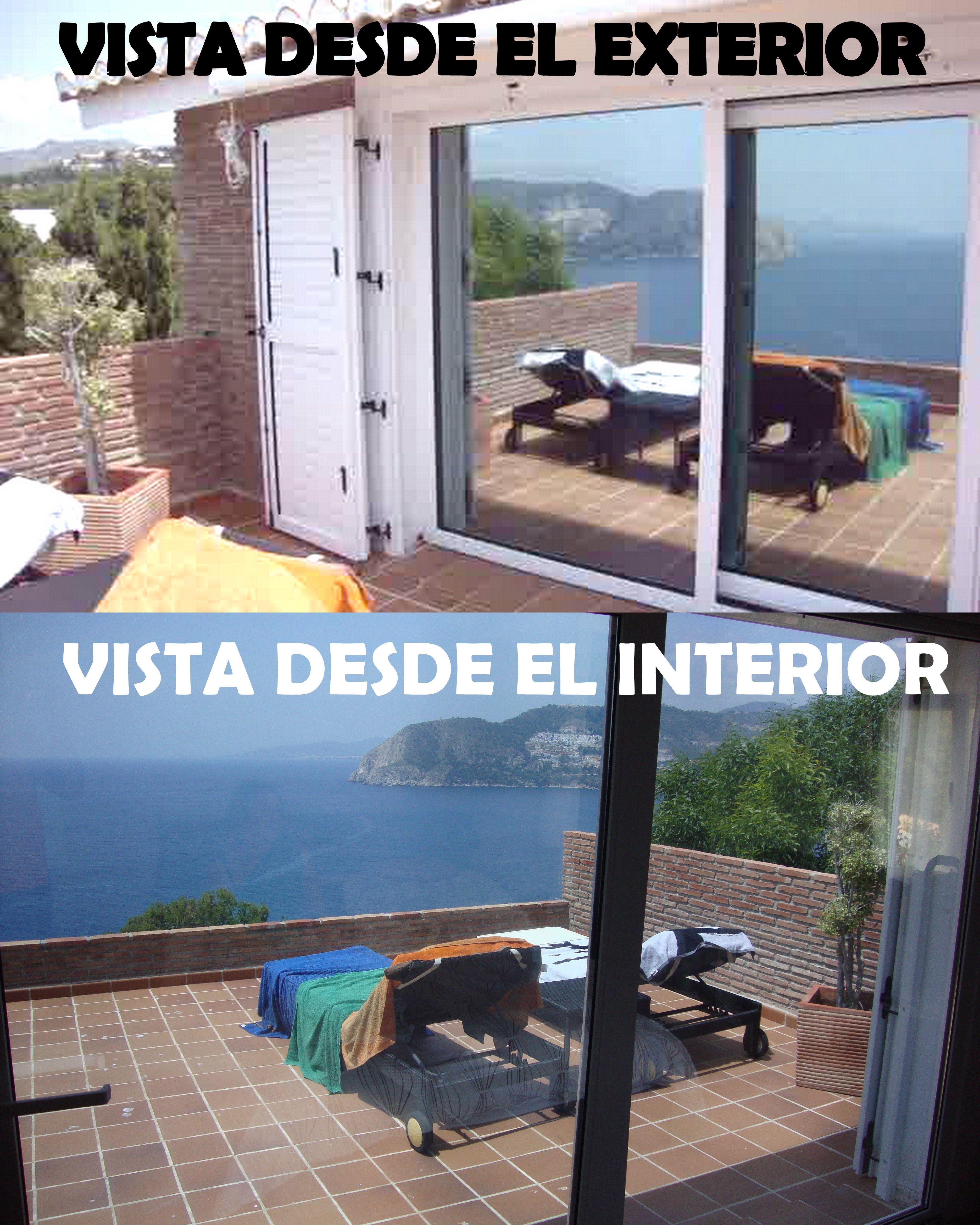 Foto 19 de Láminas para cristales en Málaga | Vidriokar