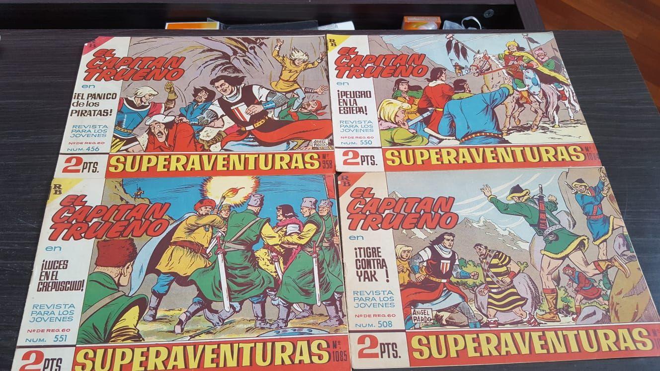 Compra y venta de comics antiguos en el Eixample