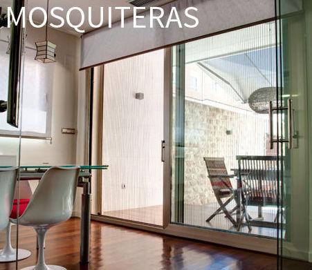 Mosquiteras Zaragoza: Carpintería Aluminio Zaragoza de Aluminios Hecmer