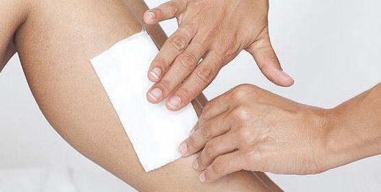 Tratamientos depilatorios: Servicios de Clinimar Clínica Podológica y Estética. Depilación