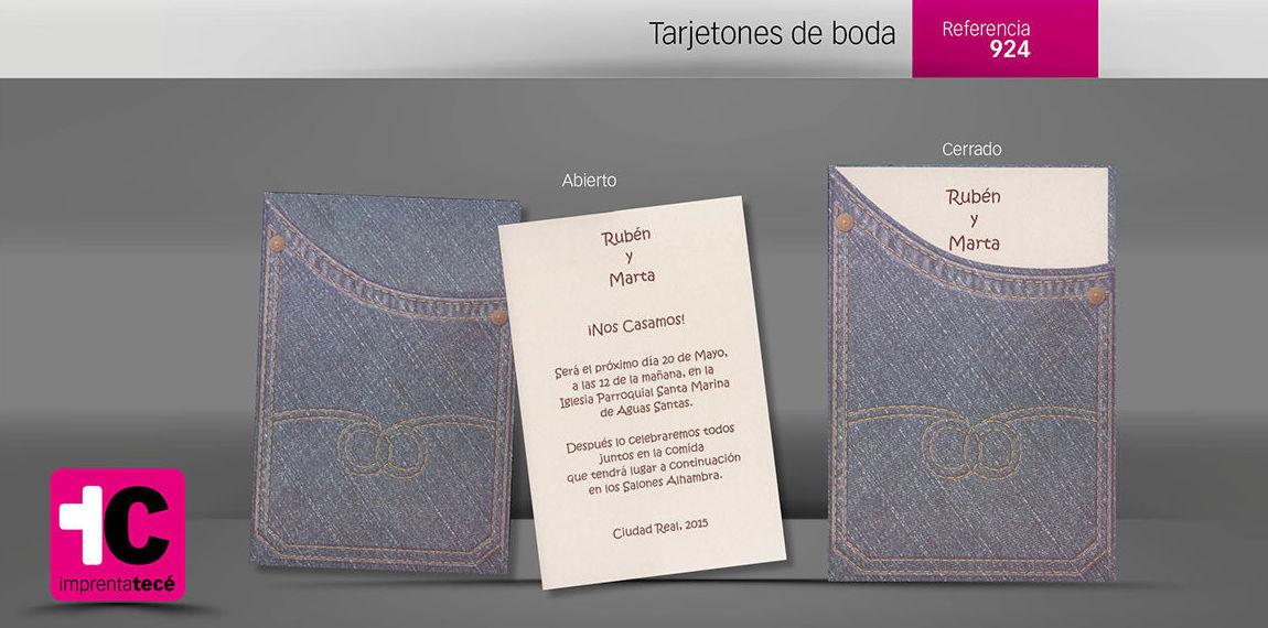 Diseño e impresión de invitaciones de boda en Córdoba