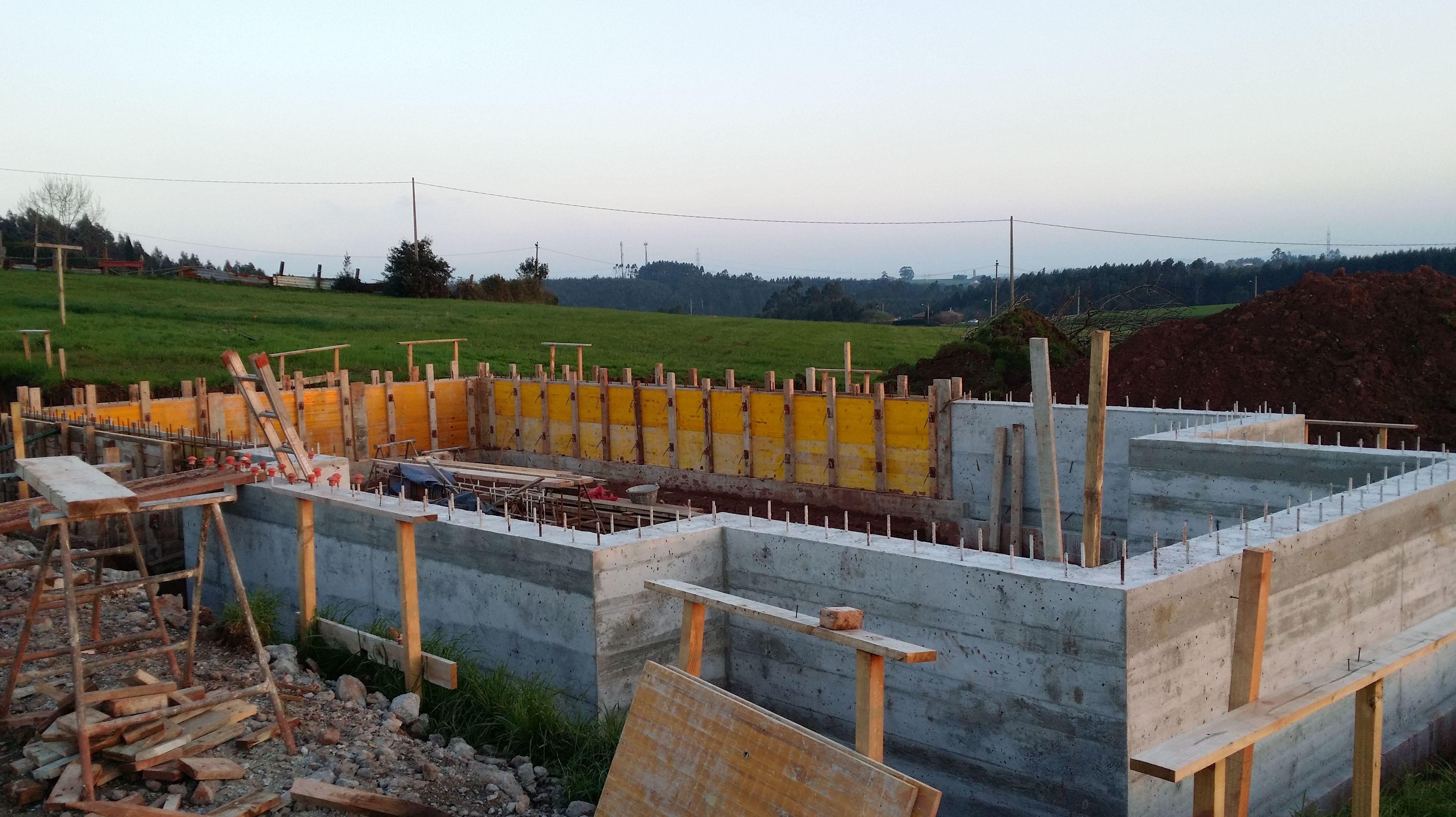 Foto 1 de Empresas de construcción en Oviedo | Consma Construcciones