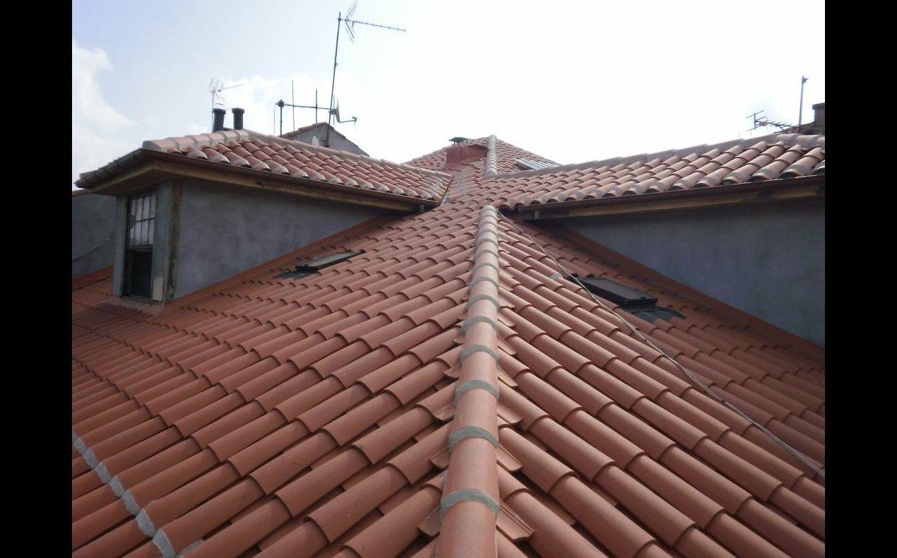 Cubiertas y tejados servicios de consma construcciones - Cubiertas y tejados ...