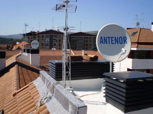 Instaladores de antenas en Bilbao