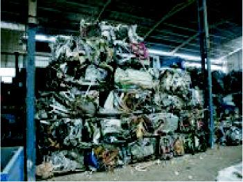 Foto 4 de Reciclaje de residuos en Córdoba | Francisco Rodríguez Vázquez, S.L.