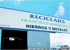 Foto 1 de Reciclaje de residuos en Córdoba | Francisco Rodríguez Vázquez, S.L.
