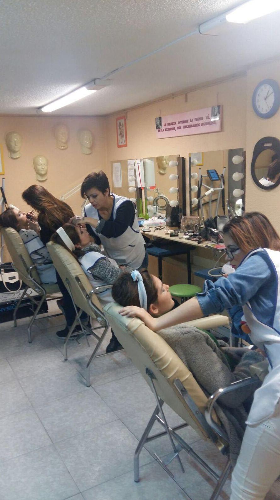 Los mejores cursos de peluquería y estética Alcorcón