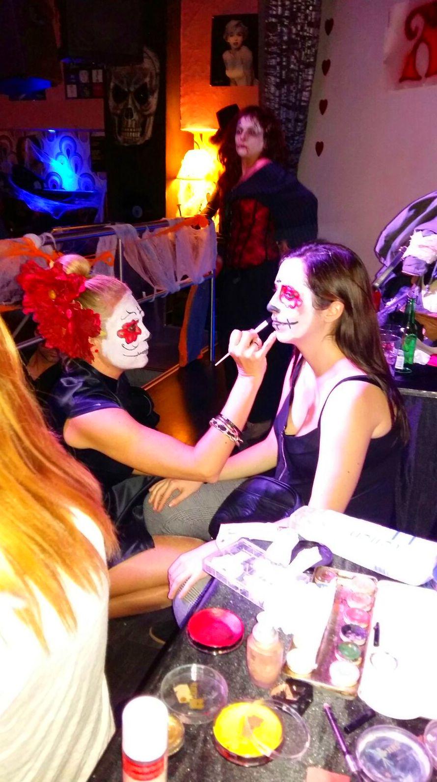 Maquillajes y clases de maquillaje Alcorcón