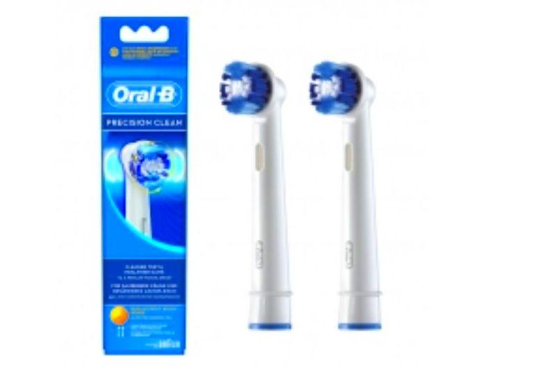 ORAL B Precision Clean recambio 2 unidades