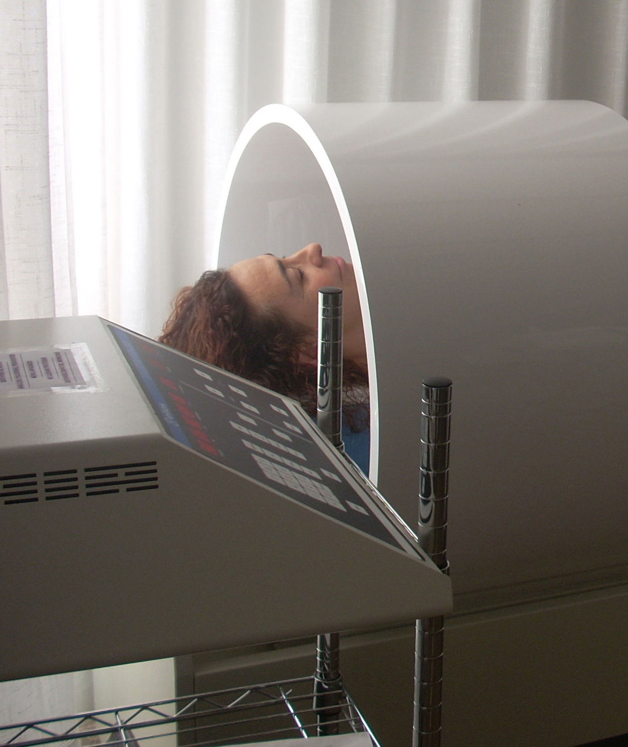 Tratamiento de magnetoterapia