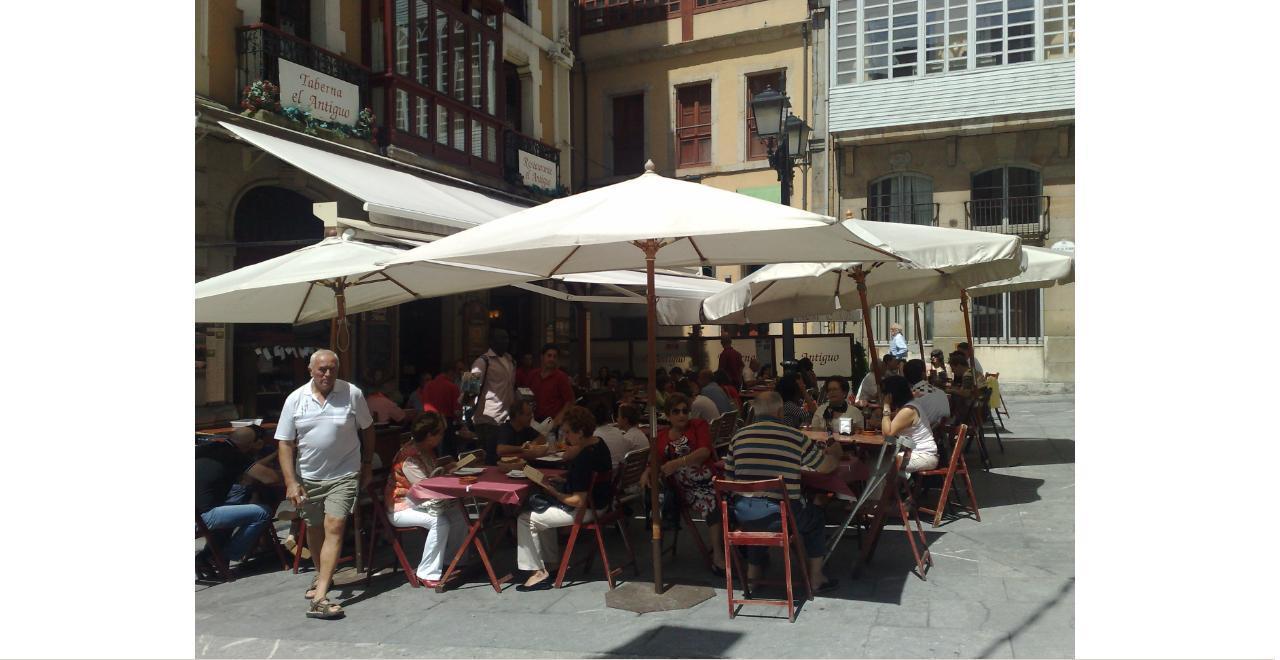 Foto 4 de Cocina asturiana en Gijón | Restaurante El Antiguo