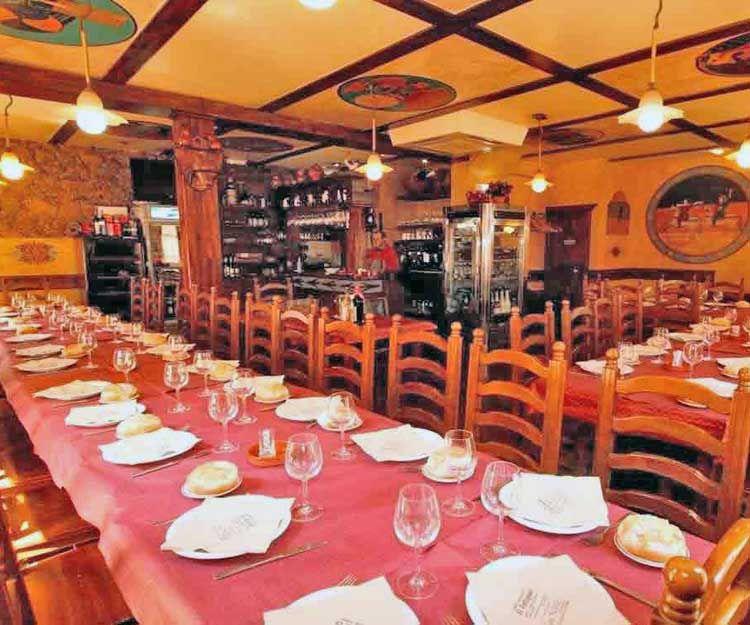 Restaurante en Gijón