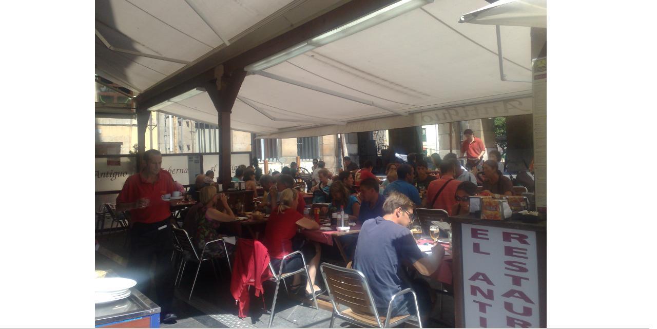 Foto 5 de Cocina asturiana en Gijón | Restaurante El Antiguo