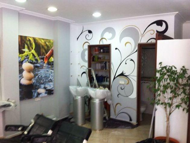 Pintura decorativa para negocios Sevilla