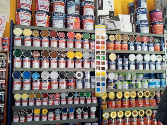Foto 25 de Pinturas, Barnices y Papeles pintados en  | Pinturas TrianaColor