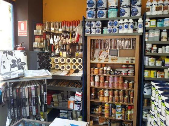 Accesorios para la pintura y la decoración