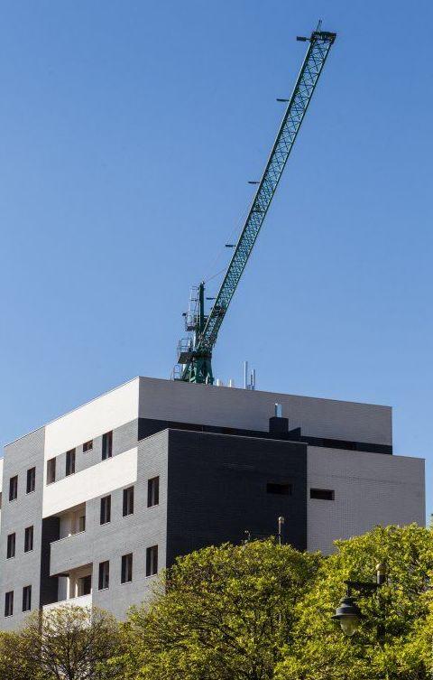 El 99% de los edificios sufre pérdidas de calor