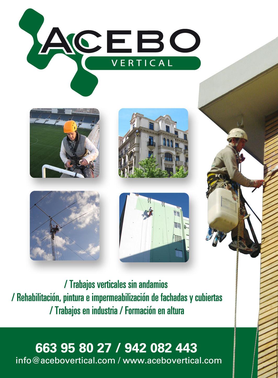 Foto 95 de Trabajos verticales en Torrelavega | Acebo Rehabilitación