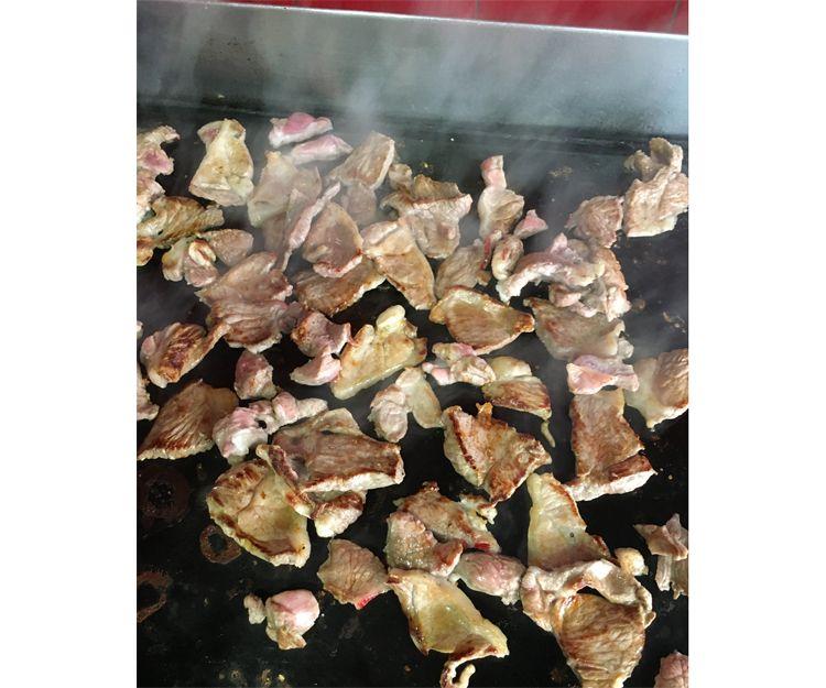 Excelente comida turca en Zaragoza