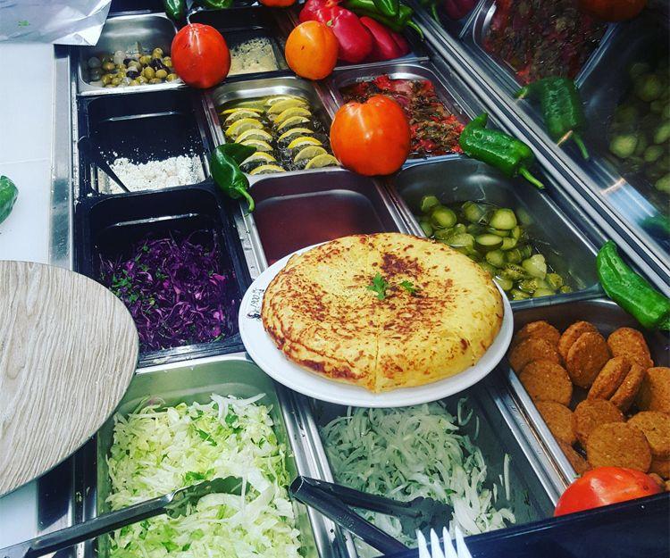 La mejor comida turca en Zaragoza
