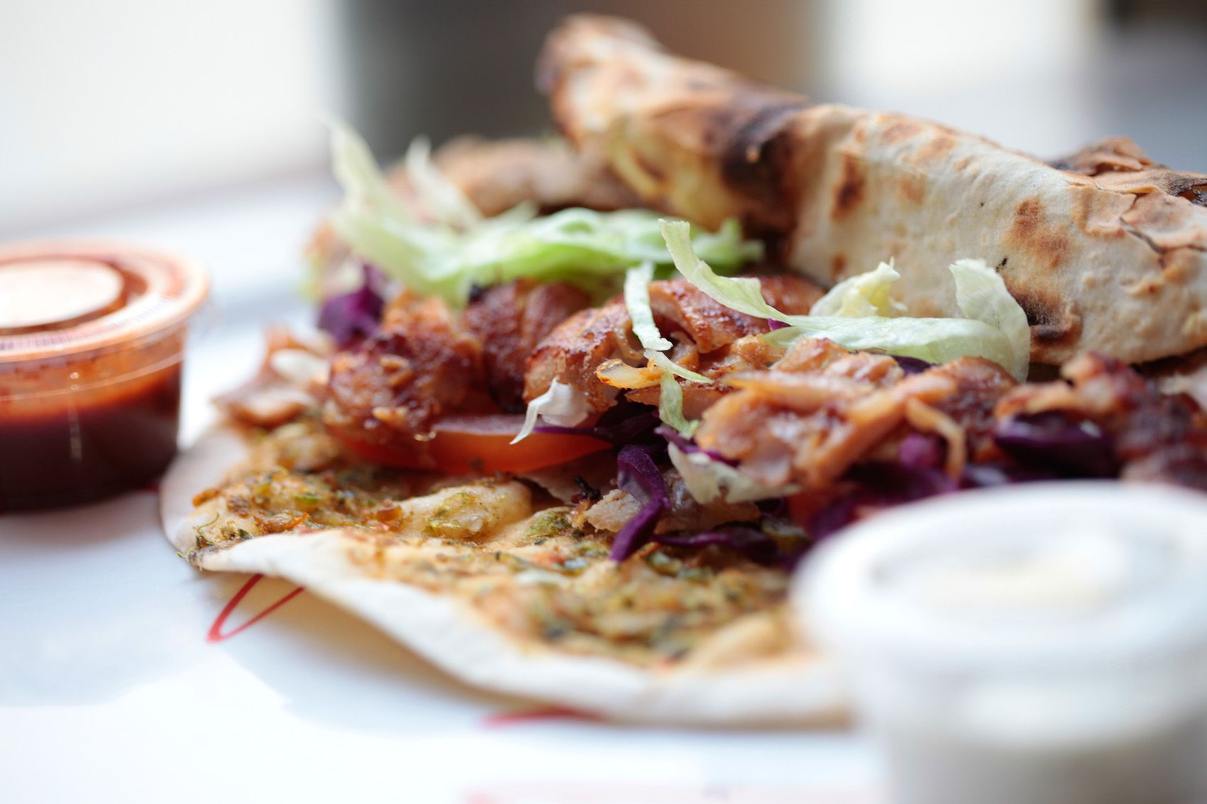 Doner Kebab en Zaragoza