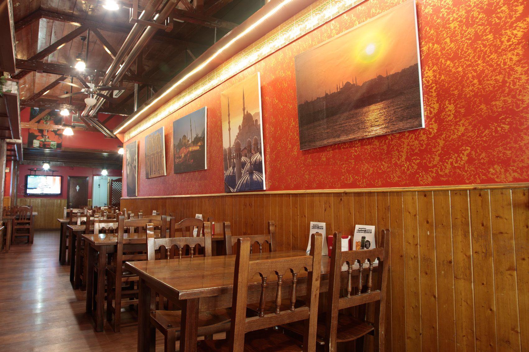 Restaurante de cocina tradicional turca en Zaragoza