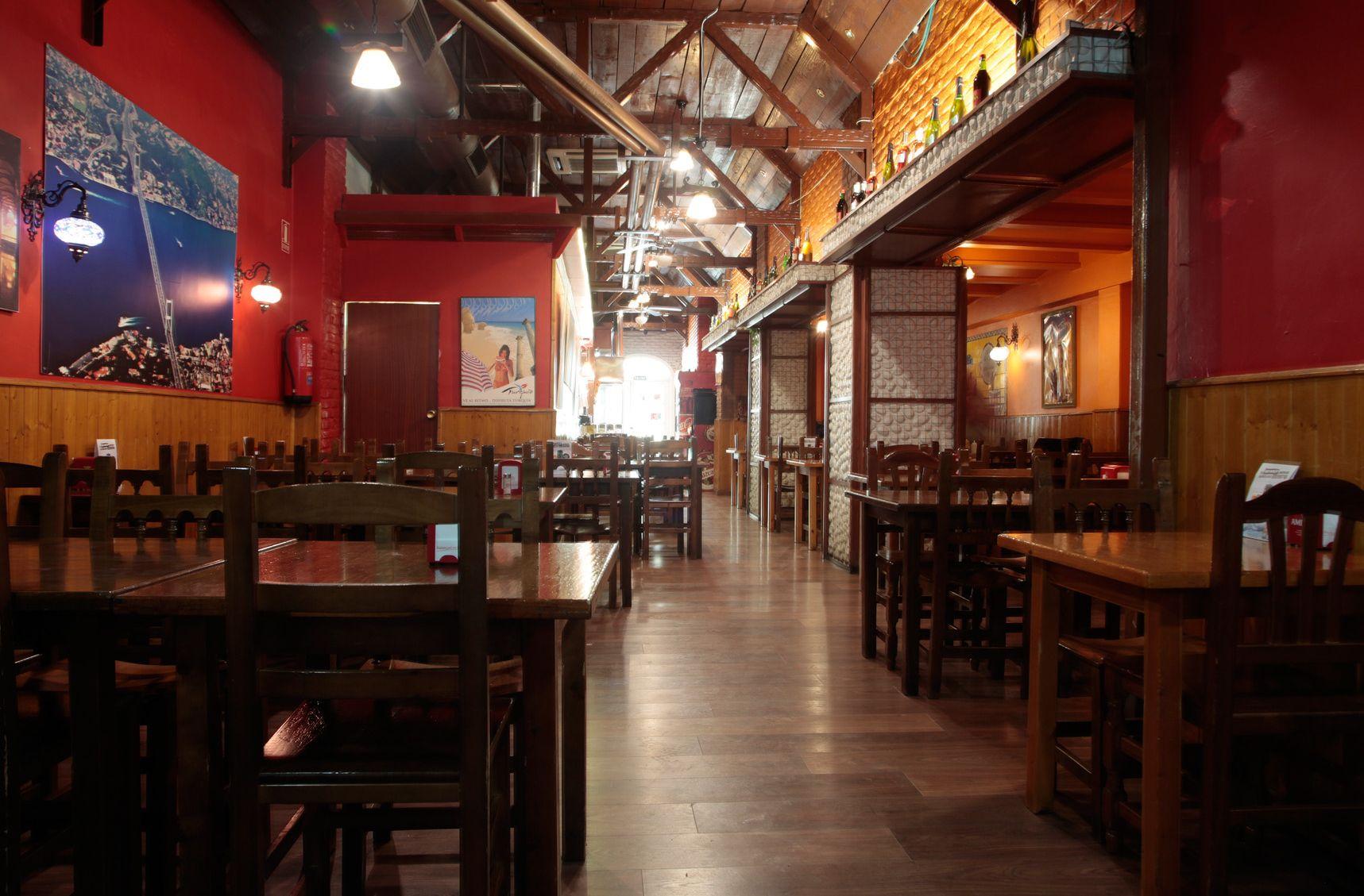 Restaurante Turkuaz Istambul en Zaraggoza