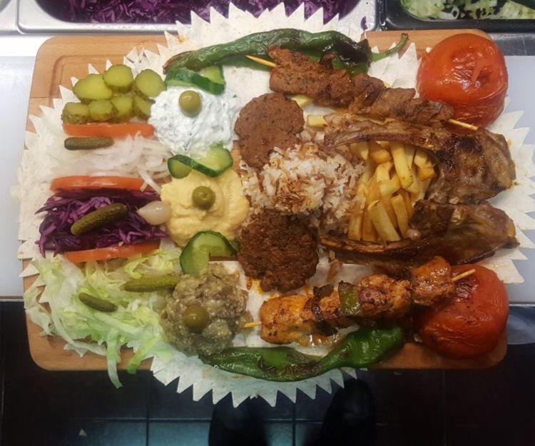 Comida turca para los paladares más exigentes en Zaragoza