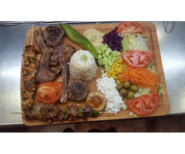 Disfruta de la comida turca en Zaragoza
