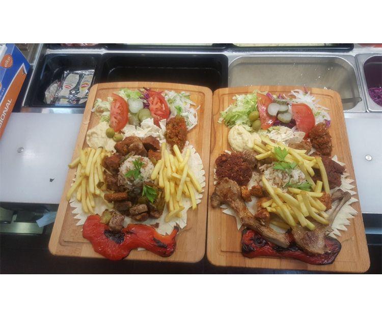 Comida turca en Zaragoza