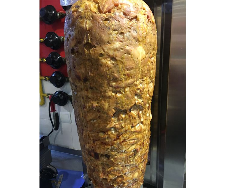 El mejor kebab en Zaragoza