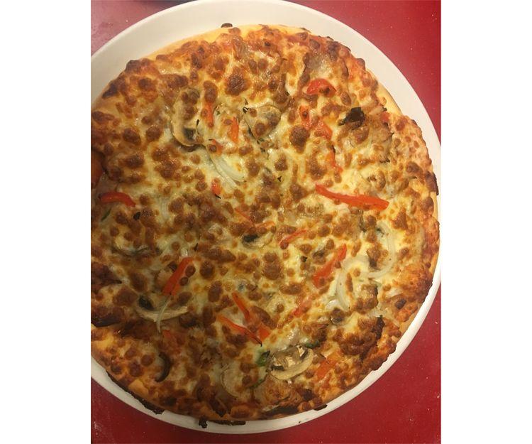 La mejor pizza en Zaragoza