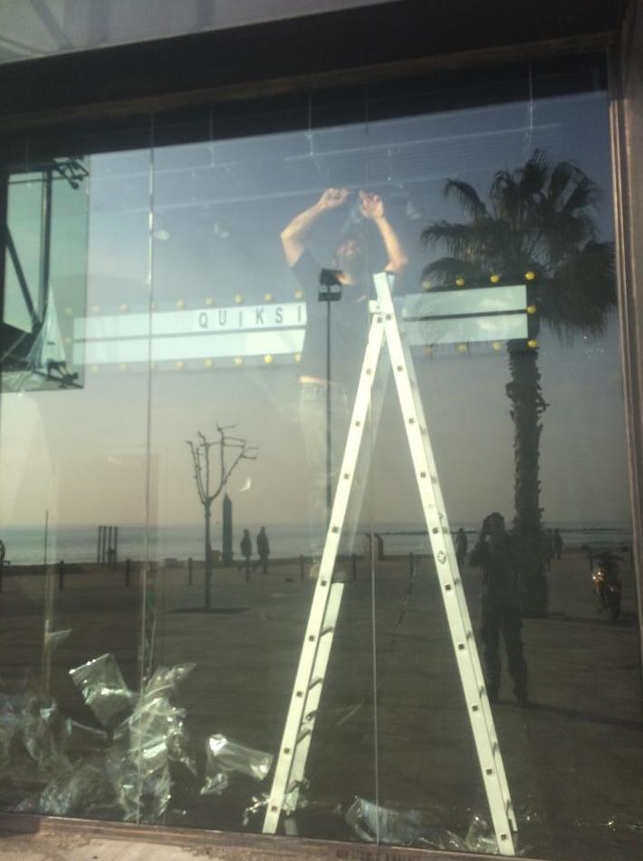 Laminado solar y UV interior en Barcelona