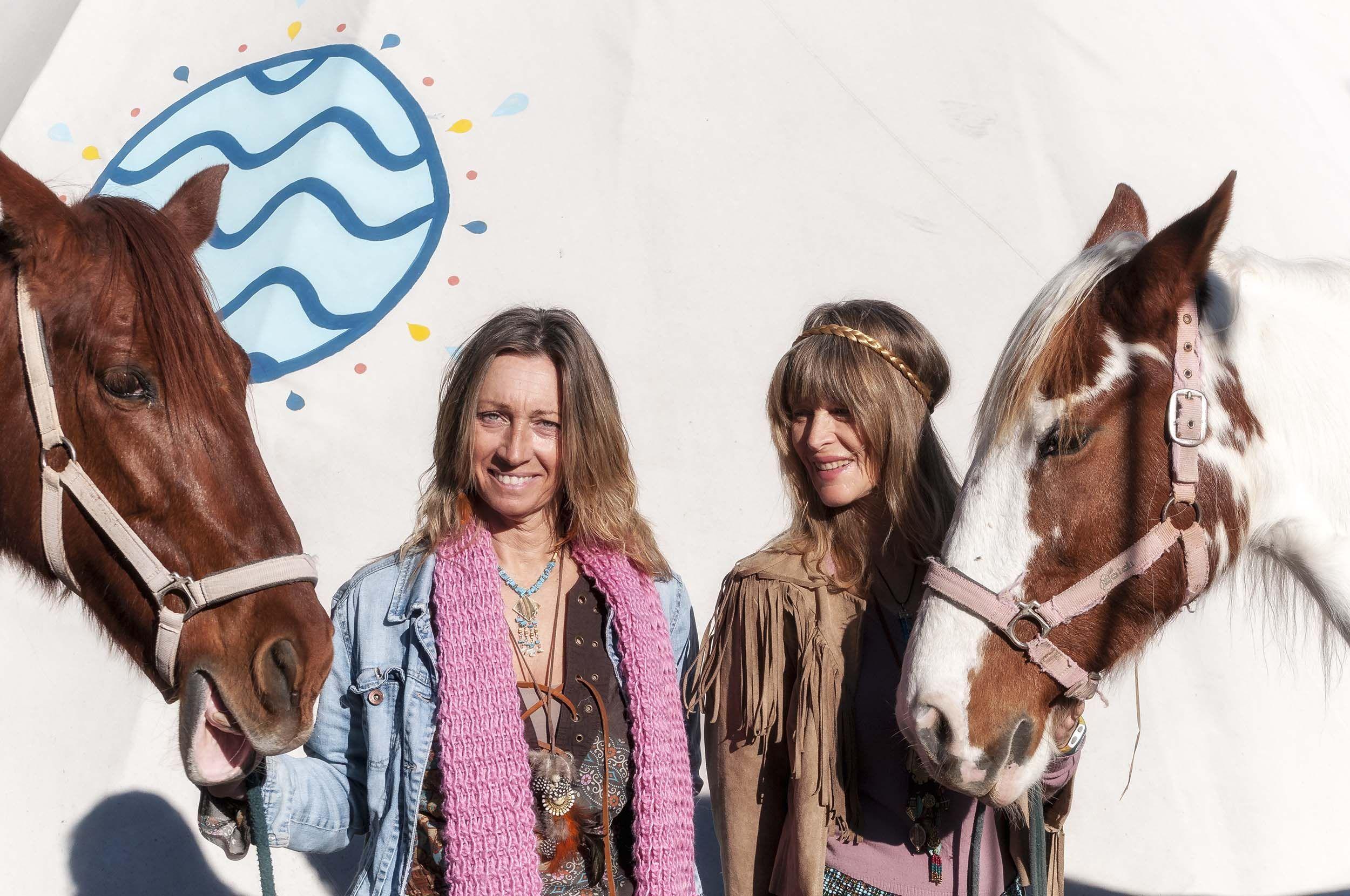 Terapia de coaching con caballos en Alicante