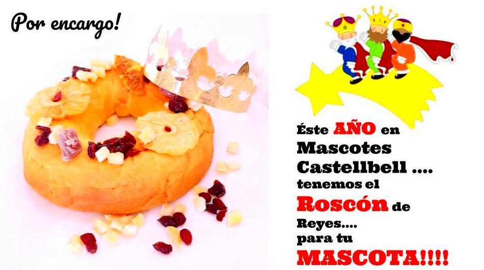 ¡¡El Roscón de Reyes para tu mascota!!: Productos y servicios de JORDI / DAVINIA
