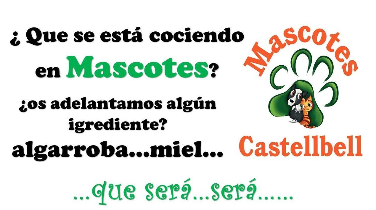 que se estará cosiendo en Mascotes Castellbell....?