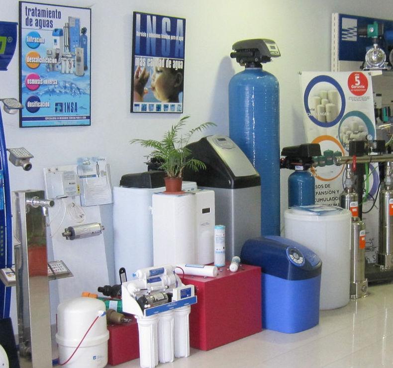 Suministros de fontanería en Castellón de la Plana