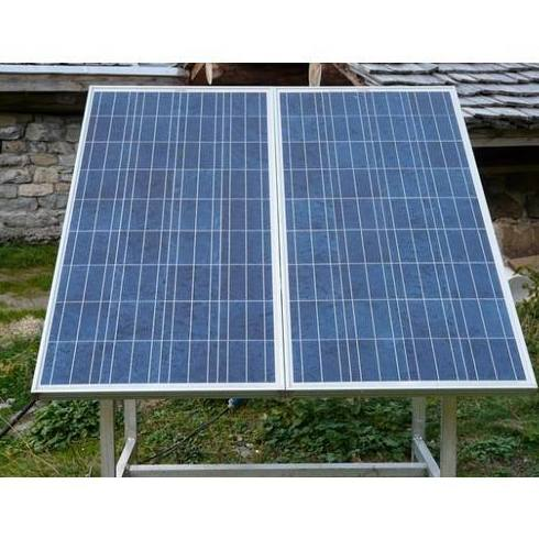Energía solar: Servicios de Suministros y Distribuciones Estrada, S. L.