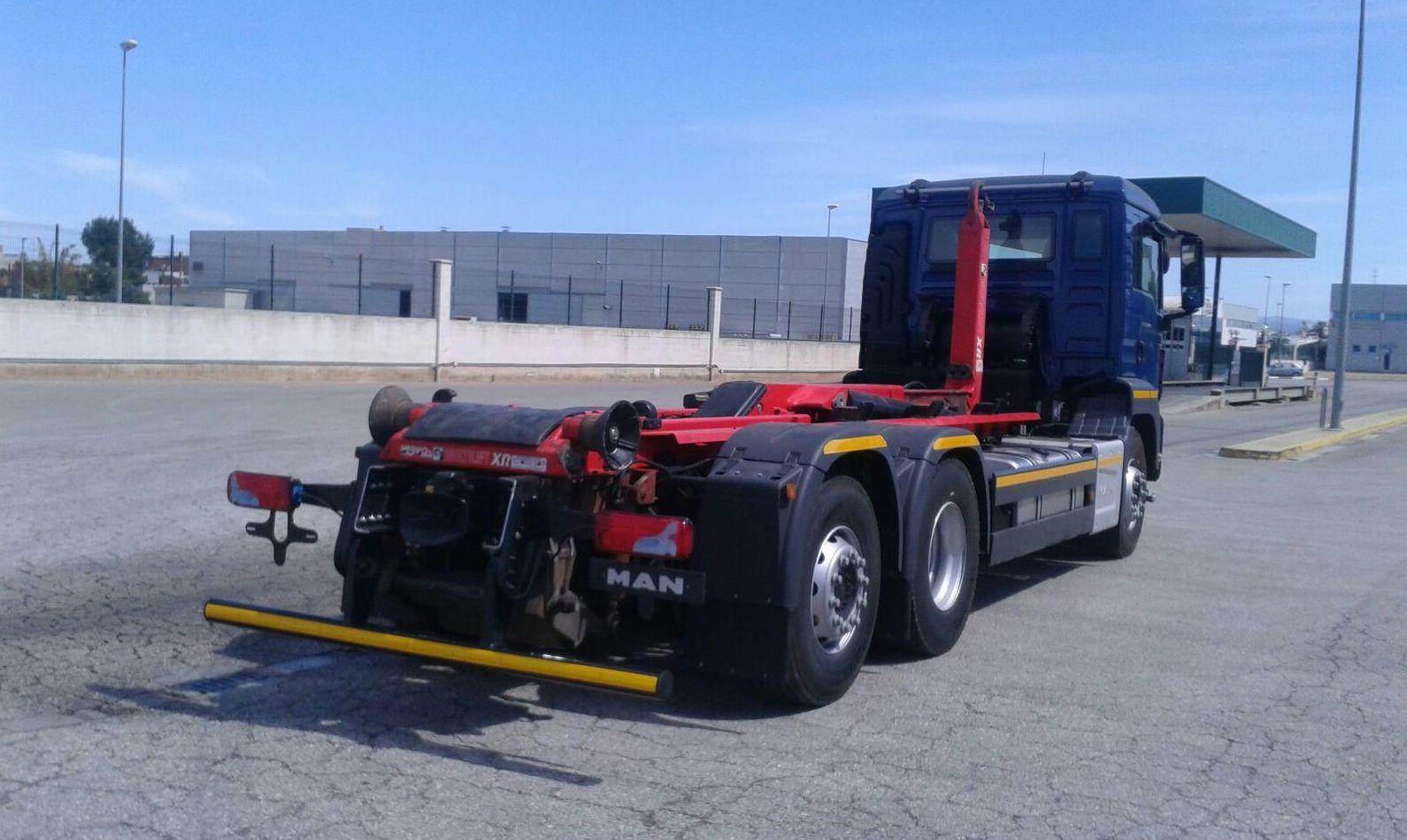 Vehículos para transportar contenedores