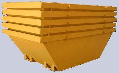 Fabricación de contenedores