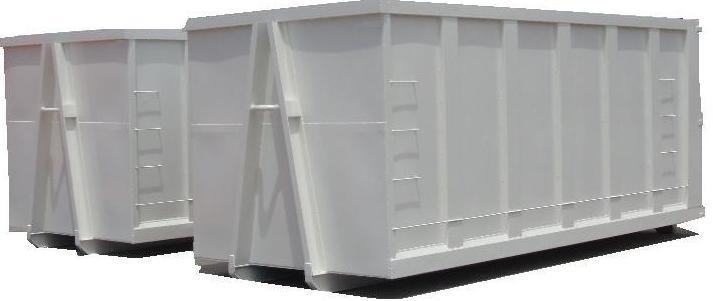 Fabricación de contenedores para equipos de gancho y cadeneros: Maquinaria y servicios de Congrual