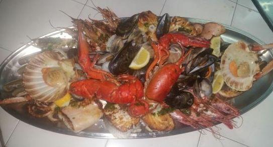 Mariscos: Especialidades de Restaurante Marisol