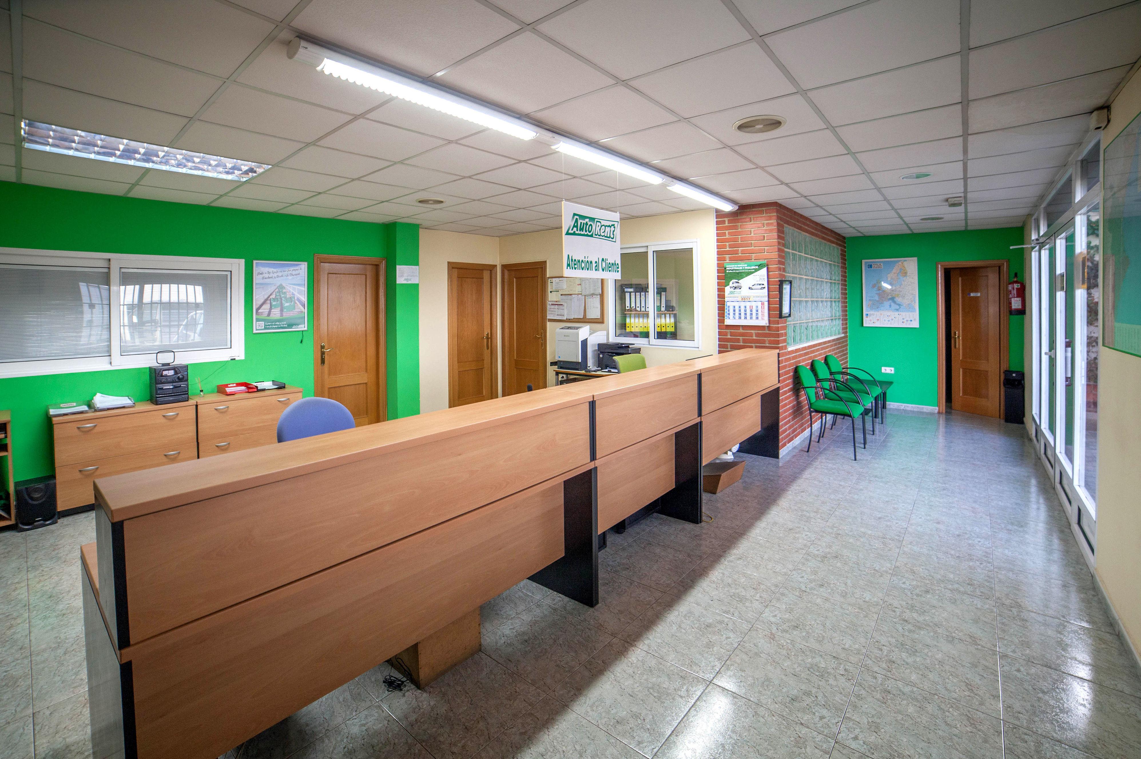 Oficinas de Auto Rent Valencia