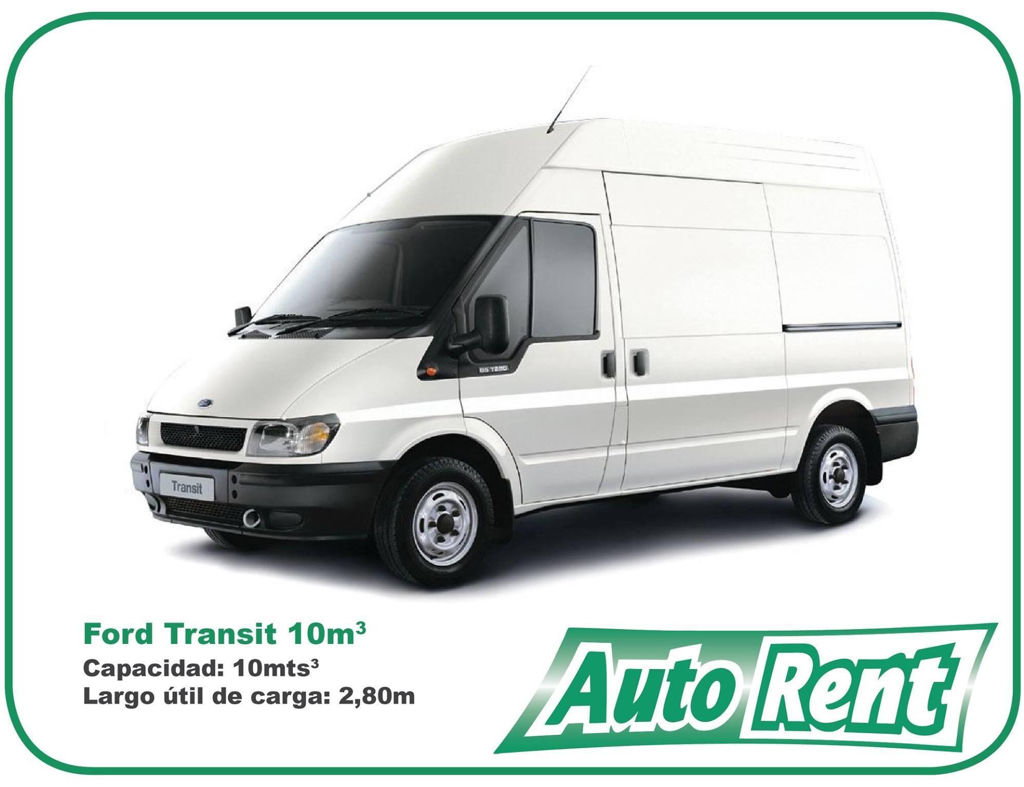 Alquiler de furgonetas y camiones: Servicios de Auto Rent