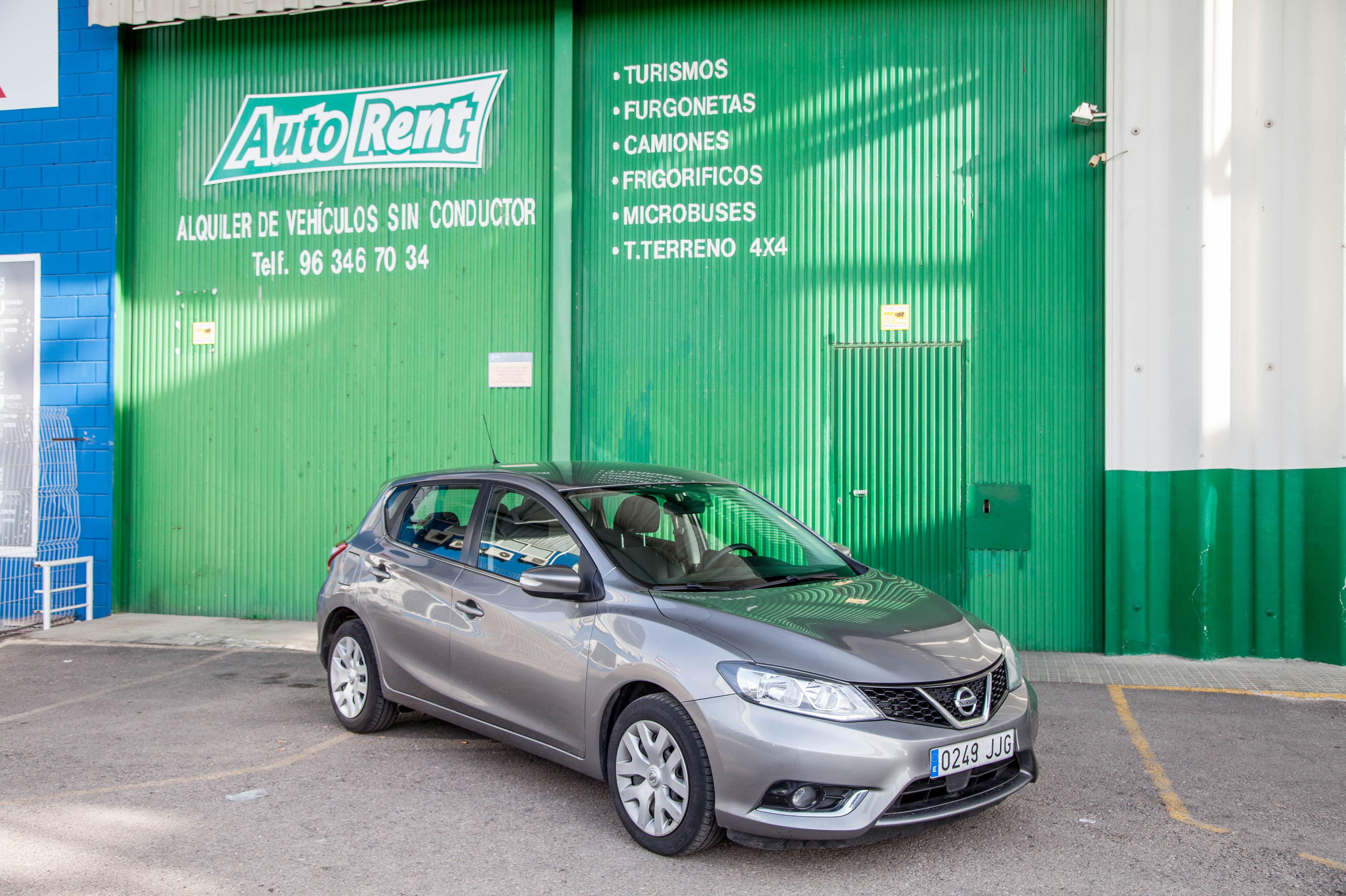 Alquiler barato de coches en Valencia