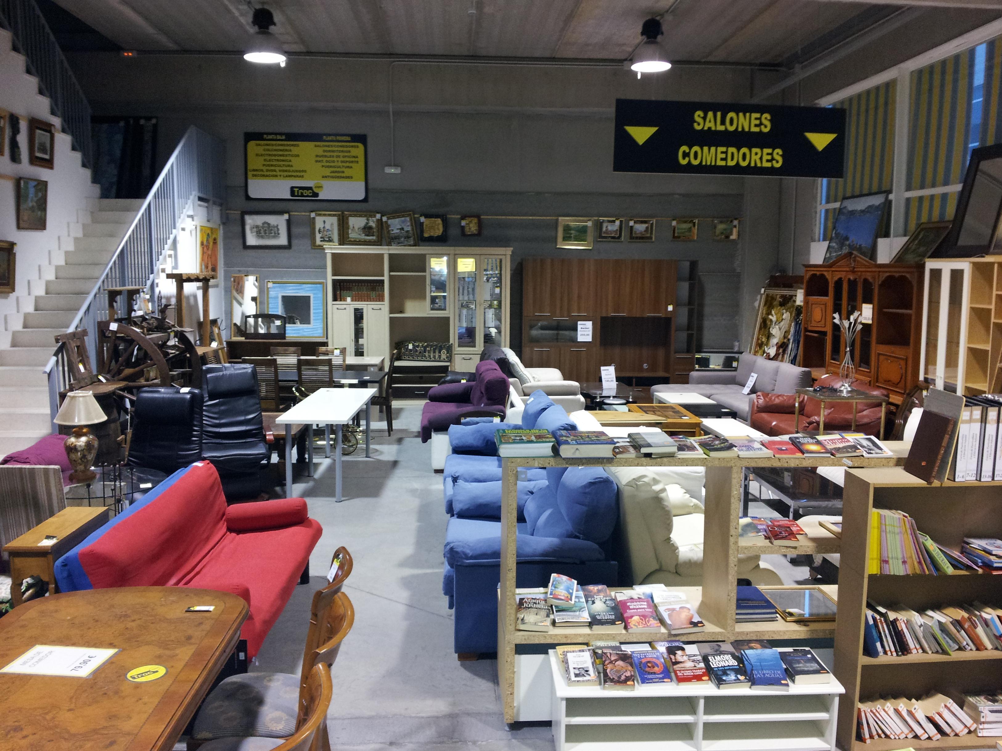 Muebles segunda mano parla ofertas en muebles y hogar niuneuroms with muebles segunda mano - Milanuncios barcelona muebles ...