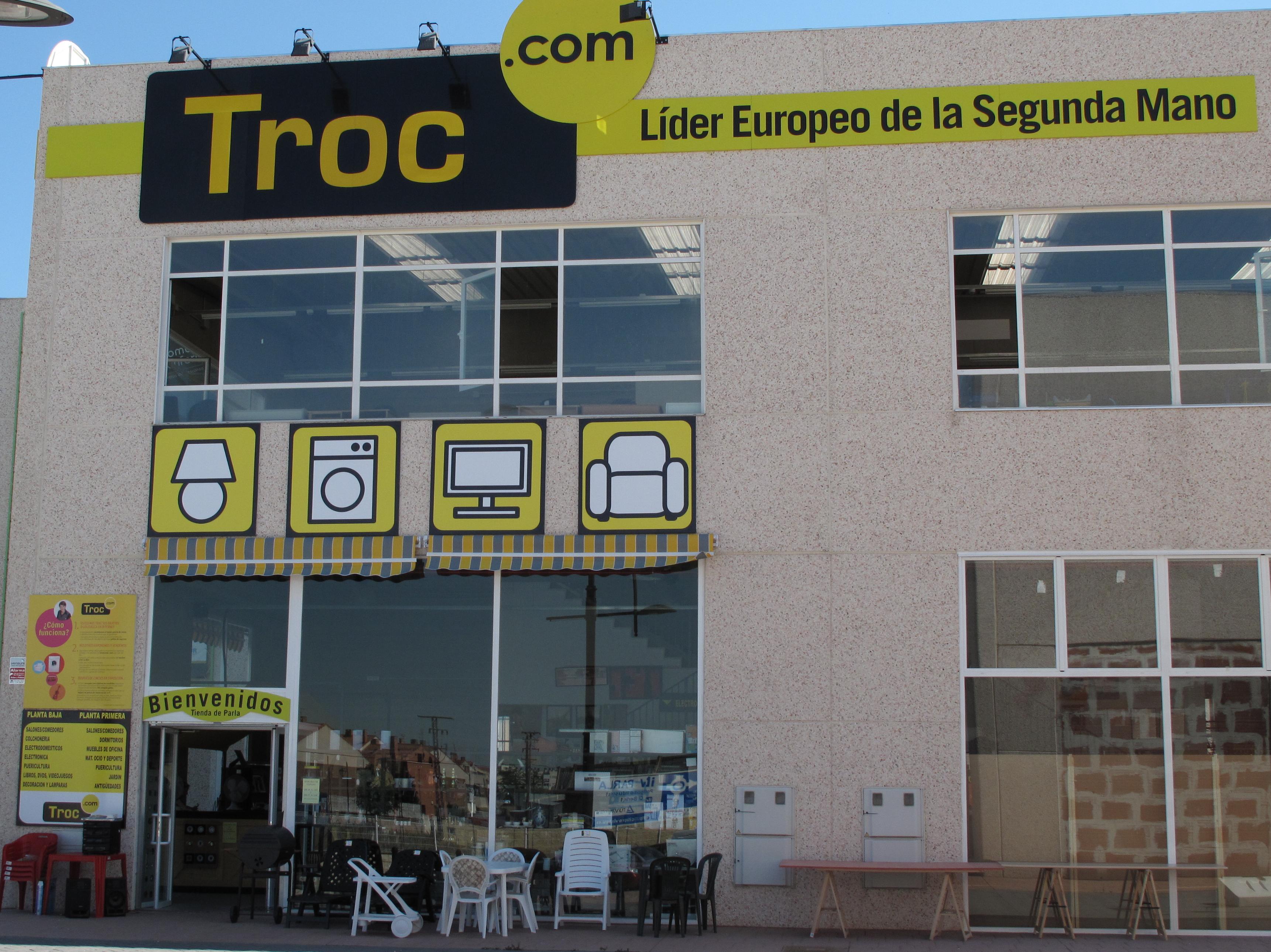 Foto 7 De Venta De Art Culos De Segunda Mano En Parla Troc Com ~ Venta Muebles Segunda Mano Madrid