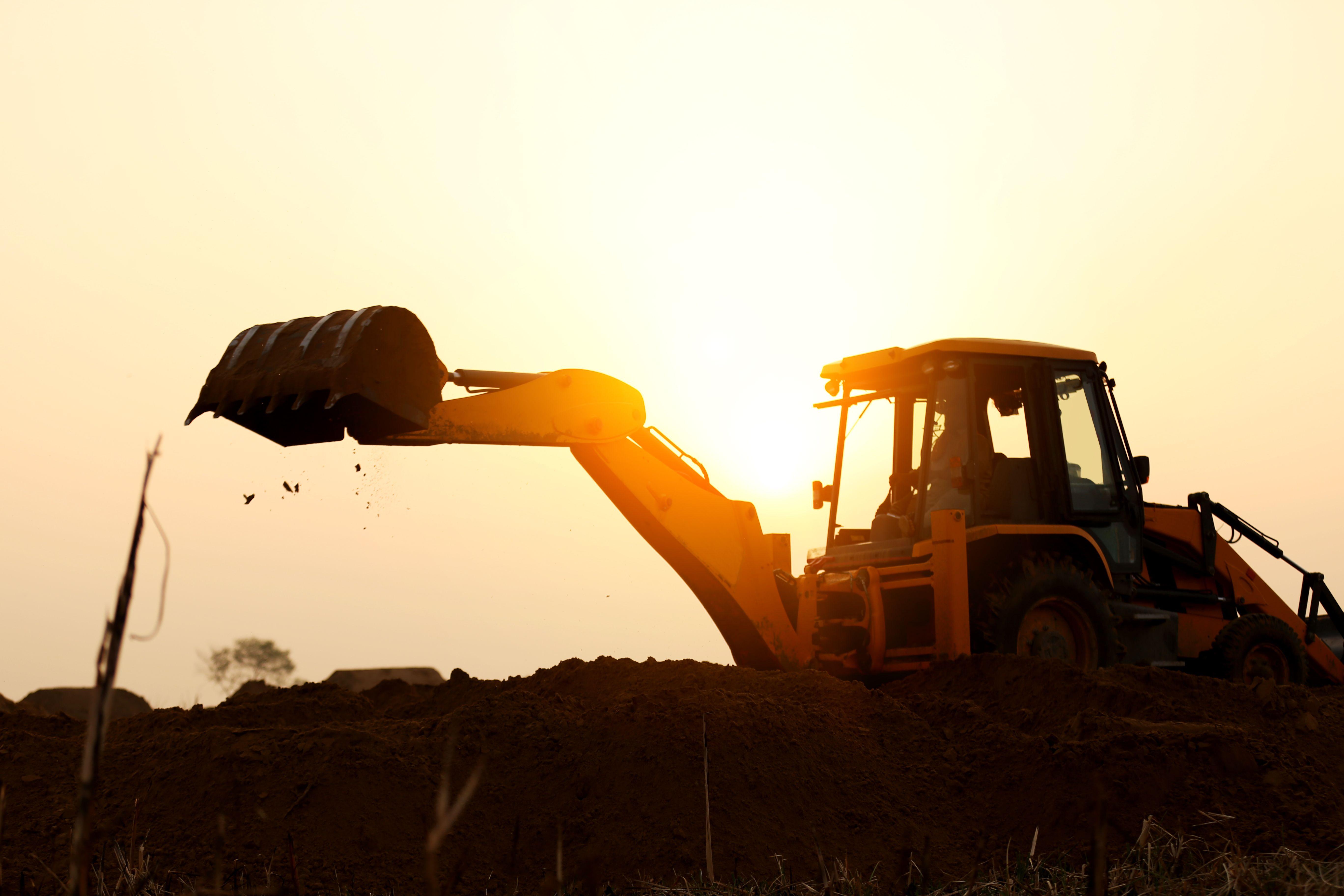 Movimientos de tierra y excavaciones en Baleares