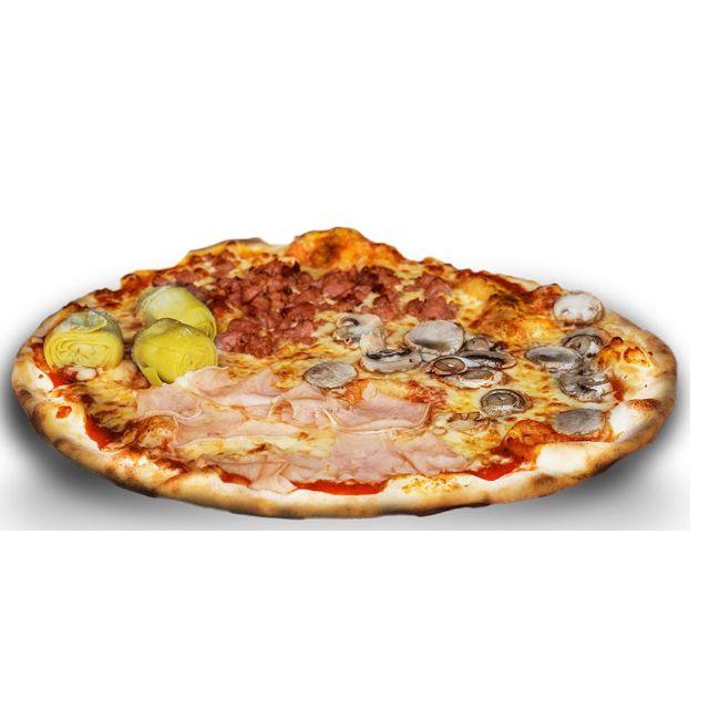 Stagioni: Carta de Pizzería Da Sebas