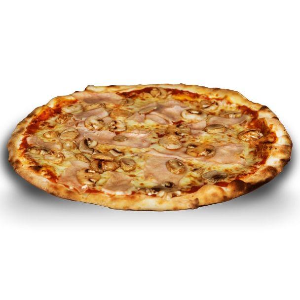 Prosciutto cotto: Carta de Pizzería Da Sebas